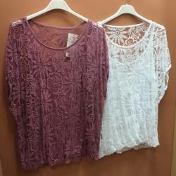 Елегантна блуза В601