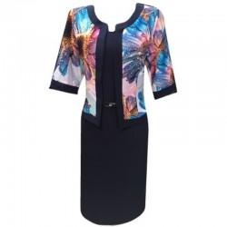 Eлегантна  рокля Карина 228