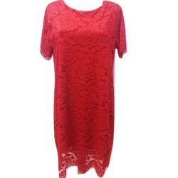 Макси дантелена рокля