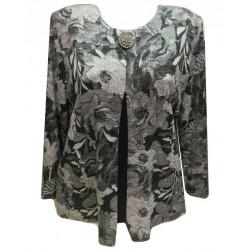 Блуза В755