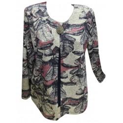 Блуза В350