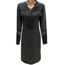 Стилна рокля тип риза