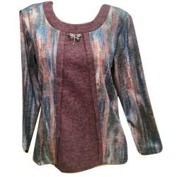 Блуза В640