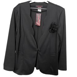 Дамско сако с дълъг ръкав