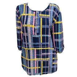 Стилна блуза Полша -108