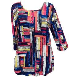 Стилна блуза Полша 104
