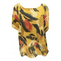 Блуза кенар  K600