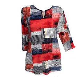 Стилна блуза Полша -103