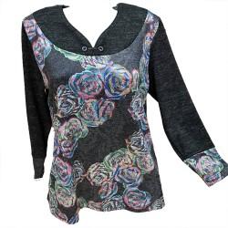 Стилна блуза В560