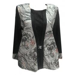 Блуза В780