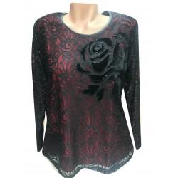 Стилна блуза В995