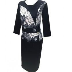 Eлегантна  рокля Карина -08